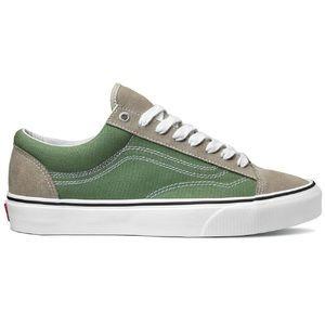 Vans Style 36 Jake Kuzyk Green Khaki Sneakers